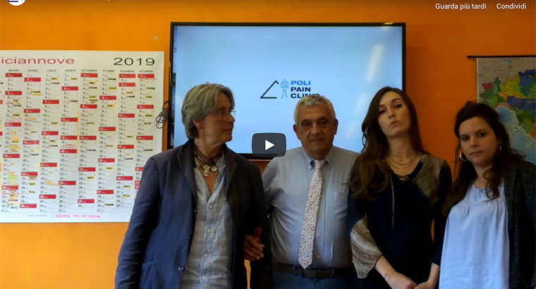 La presentazione del nuovo Team PoliPain Clinic – video